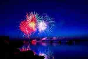 Basics of Photographing Fireworks 3