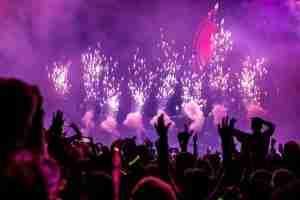 Basics of Photographing Fireworks 4