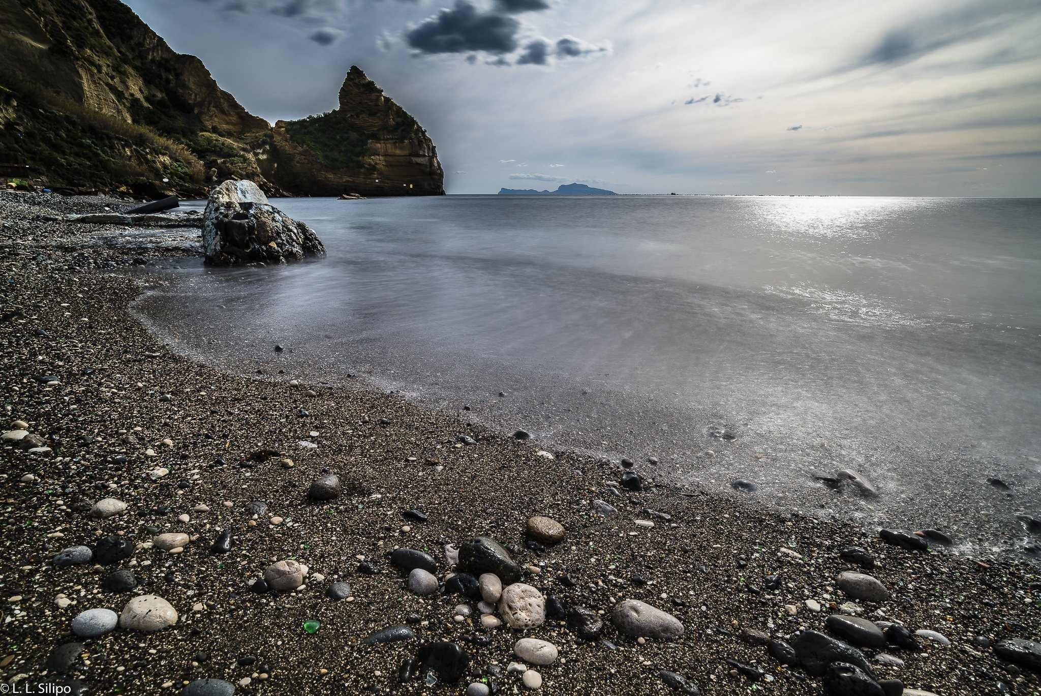 background, bay, beach, beautiful, blue, coast, coastline, europe, green, gulf, island, italy, juvenile, landscape, naples, nature, nisida, ocean, rock, scenic, sea, shore, sky, summer, sunset, tourism, travel, vacation, view, water, winter, winter landscape