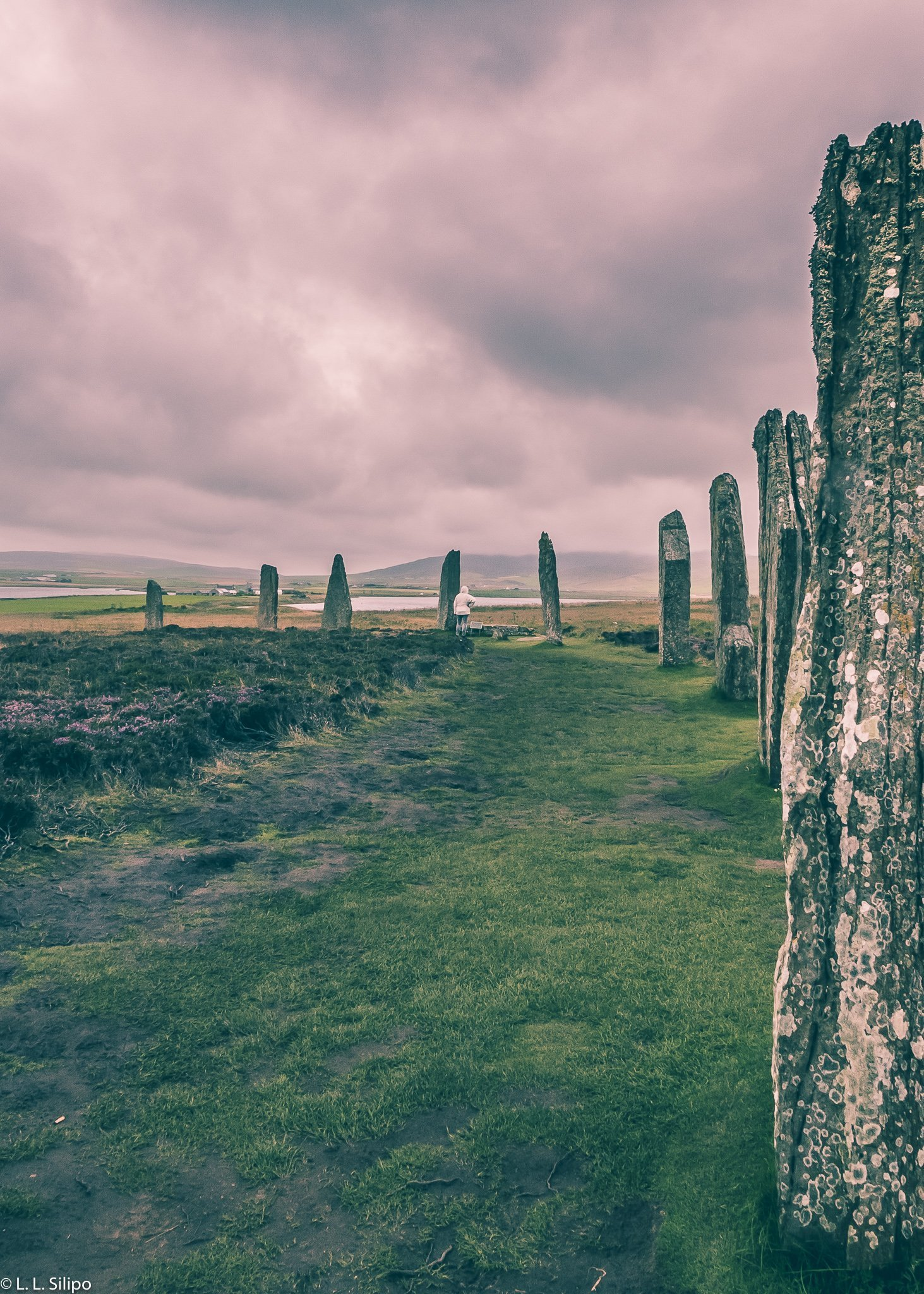 Brae, Skara, age, architecture, building, countryside, historic, history, landscape, monument, nature, old, orkney, outdoors, rural, scotland, scottish, sky, stone, travel, village