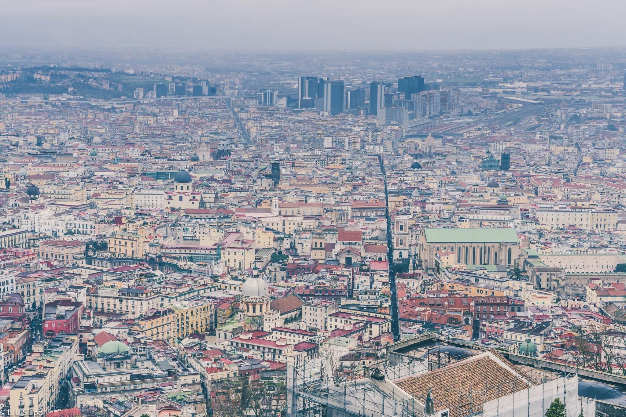 Napoli, Spaccanapoli, aerial, architecture, building, campania, city, cityscape, europe, european, famous, historic, historical, italian, italy, landmark, landscape, mediterranean, naples, naples italy, neapolitan, old, old town, overview, panorama, panoramic, piazza, quartieri, san martino, scenic, skyline, skyscraper, spagnoli, street, tourism, town, travel, urban, vesuvius, view, view from above, volcano